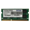 Модуль памяти DDR3 8Gb 1600MHz, Patriot PSD38G16002S RTL PC3-12800 CL11 SO-DIMM 204-pin 1.5В, купить за 3 090 руб.