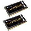 DDR4 2x8Gb 2133MHz, Corsair CMSO16GX4M2A2133C15 RTL PC4-17000 CL15 SO-DIMM 260-pin 1.2В, купить за 13 235руб.