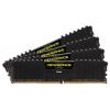 модуль памяти DDR4 4x8Gb 2666MHz, Corsair CMK32GX4M4A2666C15 RTL PC4-21300 CL15 DIMM 288-pin 1.2В