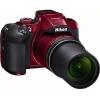 Цифровой фотоаппарат Nikon Coolpix B700, красный, купить за 29 975руб.