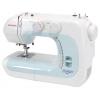 Швейная машина Janome 2039, бело-голубая, купить за 9 540руб.