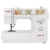 Швейная машина Janome Color 55, белая с рисунком, купить за 6 670руб.