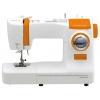 Швейная машина Toyota ECO34B, белая с оранжевым, купить за 10 320руб.