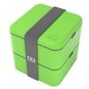 Контейнер для продуктов Контейнер Monbento Square (для продуктов) зеленый, купить за 2 590руб.