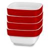 Набор посуды KitchenAid (керамический) KBLR04RMER красный, купить за 3 805руб.