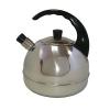 Чайник для плиты Амет 1С44 Аша, серебристый/ черный, купить за 1 920руб.
