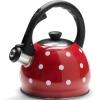 Чайник для плиты Mayer & Boch МВ25893, эмалированный, купить за 975руб.