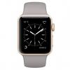 Умные часы Apple Watch Series 1 38mm  (MNNJ2RU/A) золотисто-серые, купить за 23 375руб.