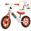 Беговел Small Rider Combo Racer (снегобег-беговел), оранжевый / белый, купить за 3 990руб.