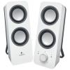 Компьютерную акустику Logitech Z200 White, купить за 2640руб.
