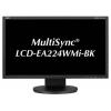 """NEC MultiSync EA224WMi-BK 21.5"""", ������, ������ �� 18 810���."""
