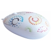 мышка CBR mouse + mousepad Rainbow USB