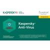 Kaspersky Antivirus KL1171ROBFR, продление/активация лицензии, купить за 1 015руб.