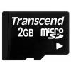 Transcend microSD Memory Card 2Gb, купить за 440руб.