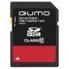 Qumo SDHC Memory Card 8Gb Class10, купить за 520руб.