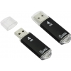 Usb-флешка SmartBuy V-Cut 4Gb, черная, купить за 655руб.