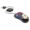 Мышка G-Cube GLF-61W USB (цветочный орнамент), купить за 940руб.