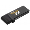 Corsair 64Gb Voyager GO (CMFVG-64GB-EU), USB3.0, черная, купить за 2 625 руб.