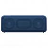 Портативная акустика Sony SRS-XB3/LC, синяя, купить за 7 985руб.