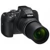 Цифровой фотоаппарат Nikon Coolpix B700, черный, купить за 25 885руб.