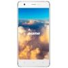 Смартфон Digma S503 VOX 4G, белый/серебристый, купить за 7985руб.