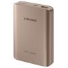 Мобильный аккумулятор Samsung EB-PN930CZRGRU Li-Ion 10200mAh, розовое золото, купить за 3 720руб.