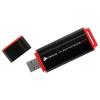 Usb-флешка Corsair Flash Voyager GTX (256 Gb, USB 3.0), черно-красная, купить за 11 280руб.