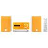 Музыкальный центр Pioneer X-CM35-D, оранжевый, купить за 15 390руб.