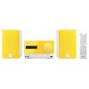 Музыкальный центр Pioneer X-CM35-Y, желтый, купить за 15 120руб.