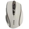 Мышка Defender Safari MM-675 Nano White USB (USB - радиоканал), светло-серая, купить за 855руб.
