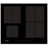 Варочная поверхность Hotpoint-Ariston KIT 641 F B, черная, купить за 35 760руб.