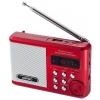 Портативная акустика Perfeo Sound Ranger, красный, купить за 1 200руб.