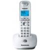 Радиотелефон Panasonic KX-TG2511RUW, белый, купить за 1 830руб.