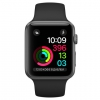 Умные часы Apple Watch Series 2 38mm, графит/черные, купить за 32 130руб.