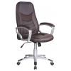 Компьютерное кресло Бюрократ T-9910, коричневое, купить за 7 820руб.