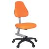 Компьютерное кресло Бюрократ KD-8/TW-96-1, оранжевое, купить за 7 500руб.
