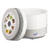 Сушилка для овощей и фруктов Ротор Дива СШ-07-06, 5 поддонов, купить за 2 640руб.