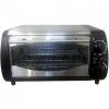 Мини-печь Ricci TO10BTQS, серебристо-черная, купить за 2 080руб.