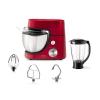 Кухонный комбайн Tefal QB508GB1 красный, купить за 14 570руб.