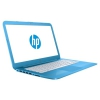 "Ноутбук HP Stream 14-ax004ur Cel N3050/4Gb/SSD32Gb/13.3""/HD/W10/blue/WiFi/BT/Cam/Bag, купить за 18 285 руб."