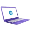 "Ноутбук HP Stream 14-ax001ur Cel N3050/2Gb/SSD32Gb/13.3""/HD/W10/violet/WiFi/BT/Cam, купить за 14 355 руб."