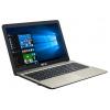 """Ноутбук Asus X541SC-XX076T Cel N3060/4Gb/500Gb/DVD нет/810M 1Gb/15.6""""/HD/W10/black/WiFi/BT/Cam, купить за 19 945руб."""