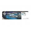 Картридж HP 973X, голубой (увеличенной ёмкости), купить за 8580руб.
