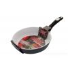 Сковорода Катюша 3522 220, черно-белая, купить за 1 230руб.