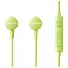 Наушники Samsung EO-HS1303, зеленые, купить за 900руб.
