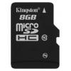����� ������ Kingston SDC10/8GBSP, ������ �� 770���.