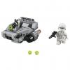 Конструктор Lego Звездные войны Снежный спидер Первого Ордена (91 деталь), купить за 815руб.