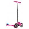 Самокат Y- Scoo RT Globber My free Titanium Neon, розовый, купить за 3 940руб.
