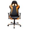 Компьютерное кресло DXRacer Formula OH/FE00/NO, черное / оранжевое, купить за 27 390руб.
