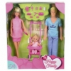 Кукла Simba Семья Штеффи, с аксессуарами, купить за 1 870руб.